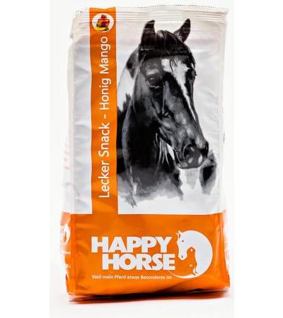 Happy Horse Lecker-Snacks Honig Mango