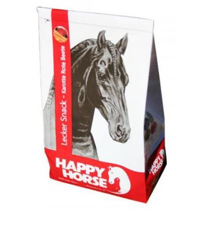 Happy Horse Lecker-Snacks Karotte Rote Beete