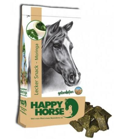 Happy Horse Lecker-Snacks Moringa