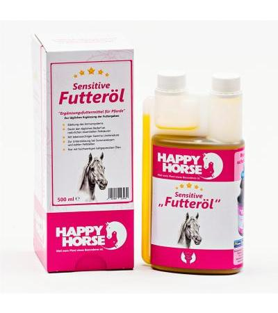 Happy Horse Sensitive Futteröl