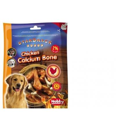 Nobby StarSnack Chicken Calcium Bone 375 g