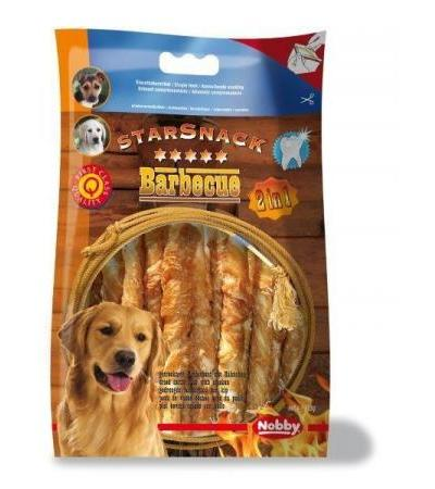 Nobby StarSnack Barbecue Wrapped Chicken 113 g, 12,5 cm