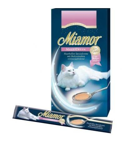 Miamor Cat Snack - Malt-Cream 24 x 15 g